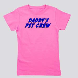 Daddy's Pit Crew T-Shirt