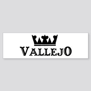 Vallejo Bumper Sticker