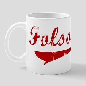 Folsom (red vintage) Mug