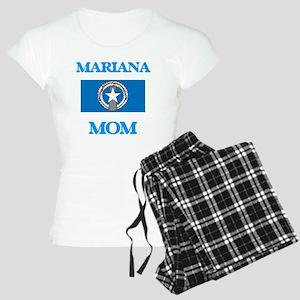 Mariana Mom Pajamas