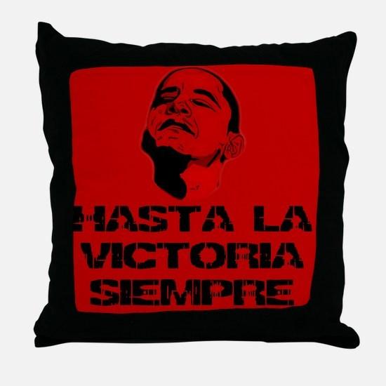 Che Obama Throw Pillow