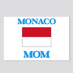 Monaco Mom Postcards (Package of 8)