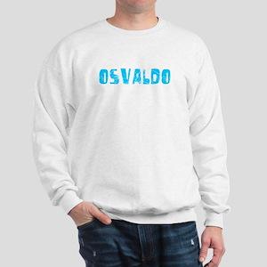 Osvaldo Faded (Blue) Sweatshirt