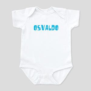 Osvaldo Faded (Blue) Infant Bodysuit
