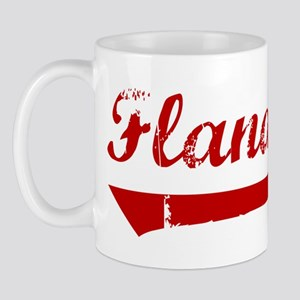 Flanagan (red vintage) Mug