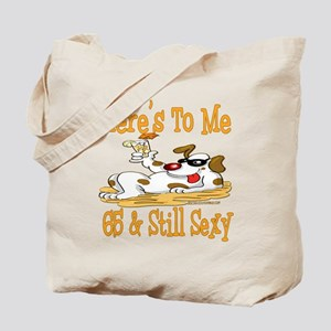 Cheers on 65th Tote Bag