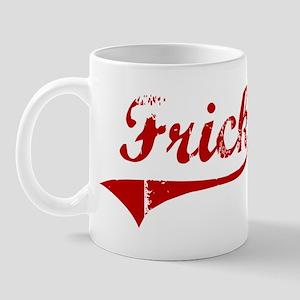 Frick (red vintage) Mug