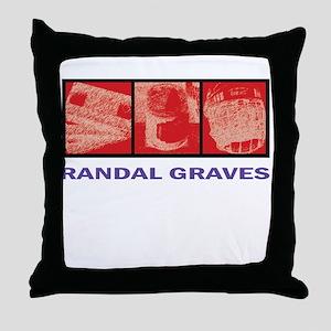 Randal Graves Throw Pillow
