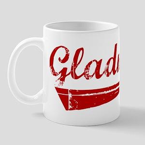 Gladney (red vintage) Mug