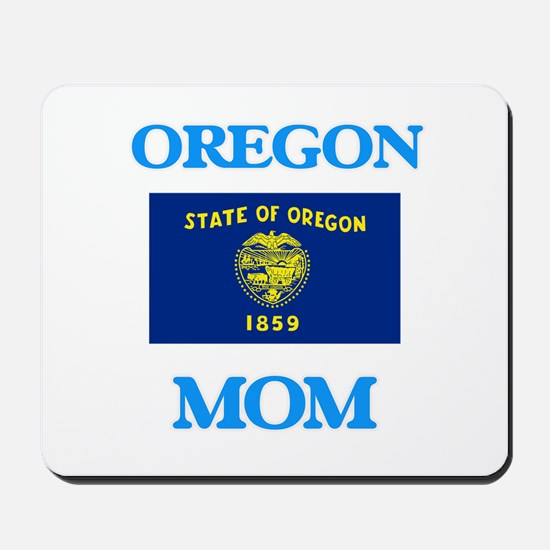 Oregon Mom Mousepad