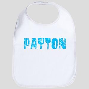 Payton Faded (Blue) Bib