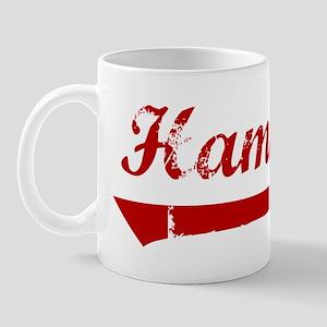 Hammett (red vintage) Mug