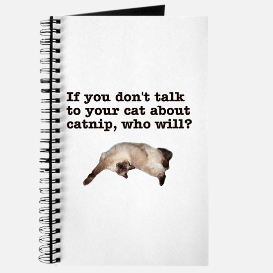 Talk to Your Cat Journal
