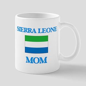Sierra Leone Mom Mugs