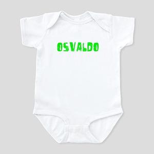Osvaldo Faded (Green) Infant Bodysuit