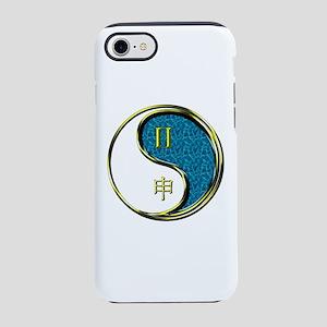 Gemini & Water Monkey iPhone 8/7 Tough Case