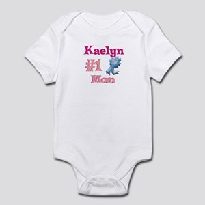 Kaelyn - #1 Mom Infant Bodysuit