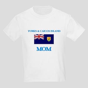 Turks & Caicos Island Mom T-Shirt