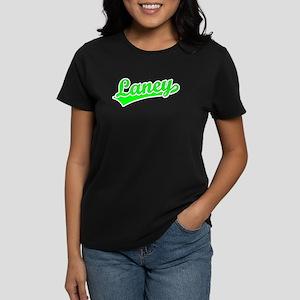 Retro Laney (Green) Women's Dark T-Shirt
