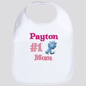 Payton - #1 Mom Bib