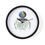 PPD Wall Clock