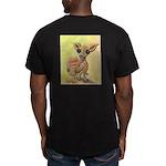 2-Sided Ice Cream Chihuahua T-Shirt