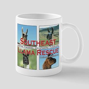 SELR Llama Mug