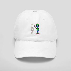 Alien Peace Dudes 14 Cap