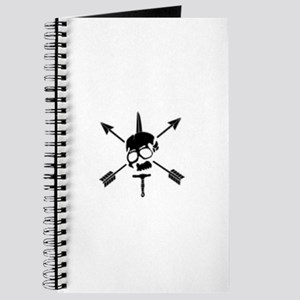 Special Forces Skull Journal