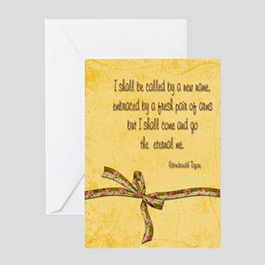 Circle of Love Adult Greeting Card