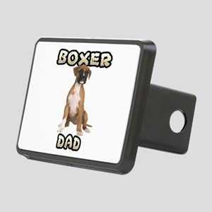 Boxer Dad Rectangular Hitch Cover