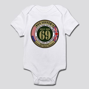 OST StyleA Military Infant Bodysuit