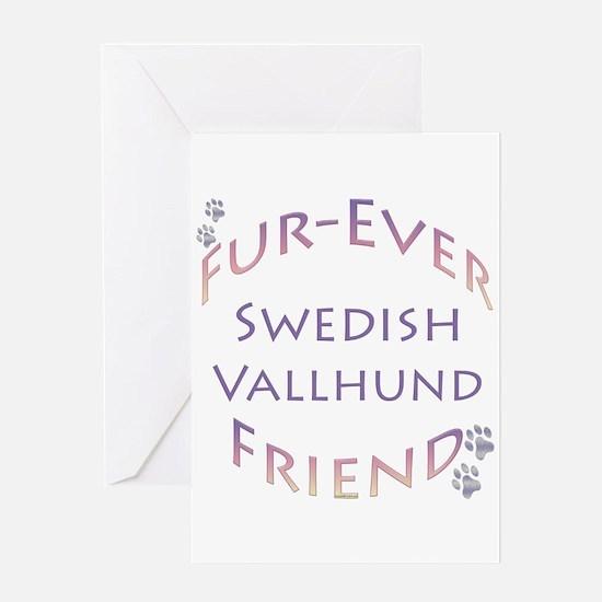 Vallhund Furever Greeting Card