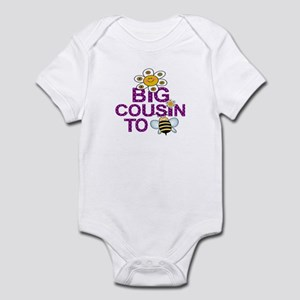 Cute Big Cousin to Be Infant Bodysuit
