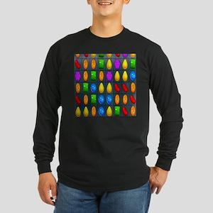 Candy Not Crushed Long Sleeve T-Shirt