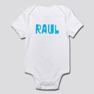 Raul Faded (Blue) Infant Bodysuit