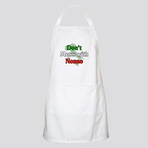 Don't Mess With Nonno BBQ Apron