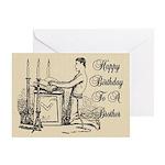 A Freemasons Birthday Greeting Card