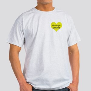 Deployed Boyfriend, Fiance, H Light T-Shirt