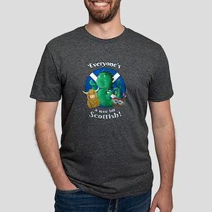 Scottish Highland Cow, Nessie And Haggis T-Shirt