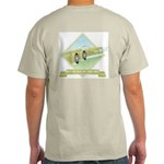B17 Queen of the Sky Natural T-shirt