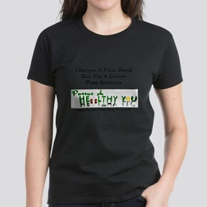 plant-based, cancer free T-Shirt