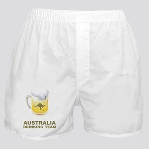Australia Drinking Team Boxer Shorts