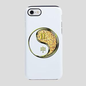 Gemini & Fire Monkey iPhone 8/7 Tough Case