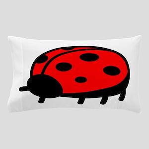 Ladybug Pillow Case