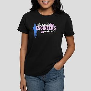 Engineers princess Women's Dark T-Shirt