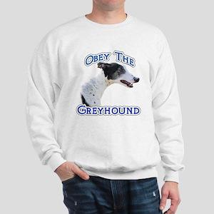 GreyhoundObey Sweatshirt