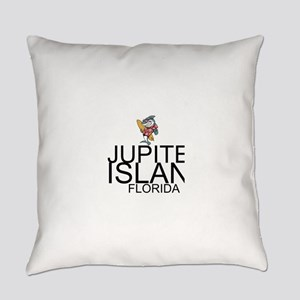 Jupiter Island, Florida Everyday Pillow