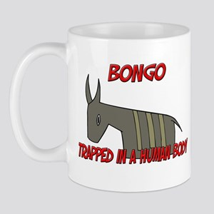 Bongo trapped in a human body Mug