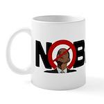 No Obama 2008 Mug